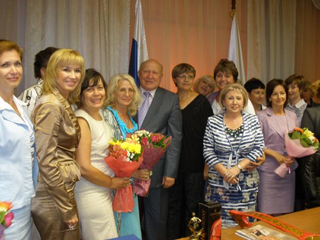 Встреча актива Женского Союза с Губернатором Нижегородской области