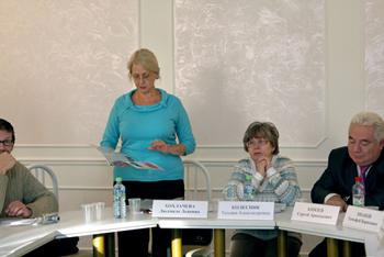 Пресс-конференция в Москве4