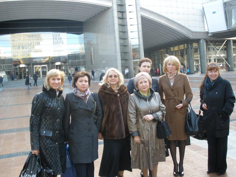 VIP-встречи в Европарламенте1