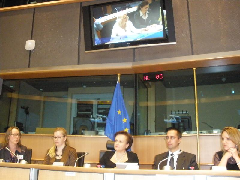VIP-встречи в Европарламенте5