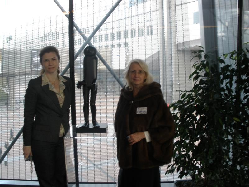 VIP-встречи в Европарламенте7