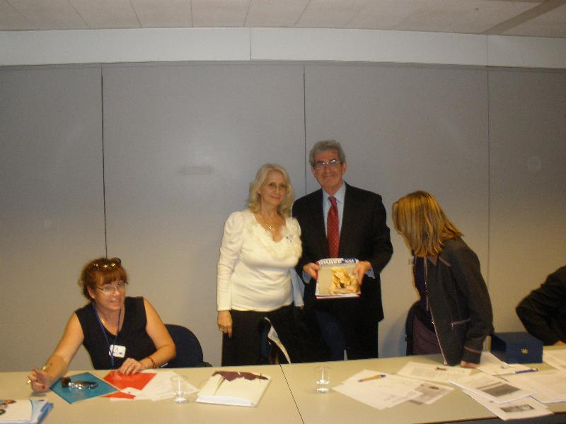 VIP-встречи в Европарламенте8