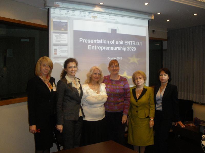 VIP-встречи в Европарламенте9