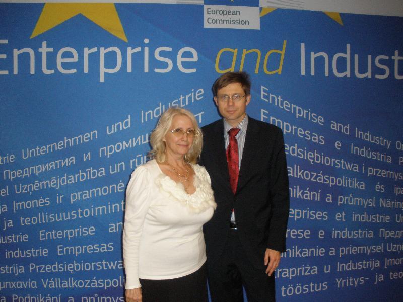 VIP-встречи в Европарламенте10