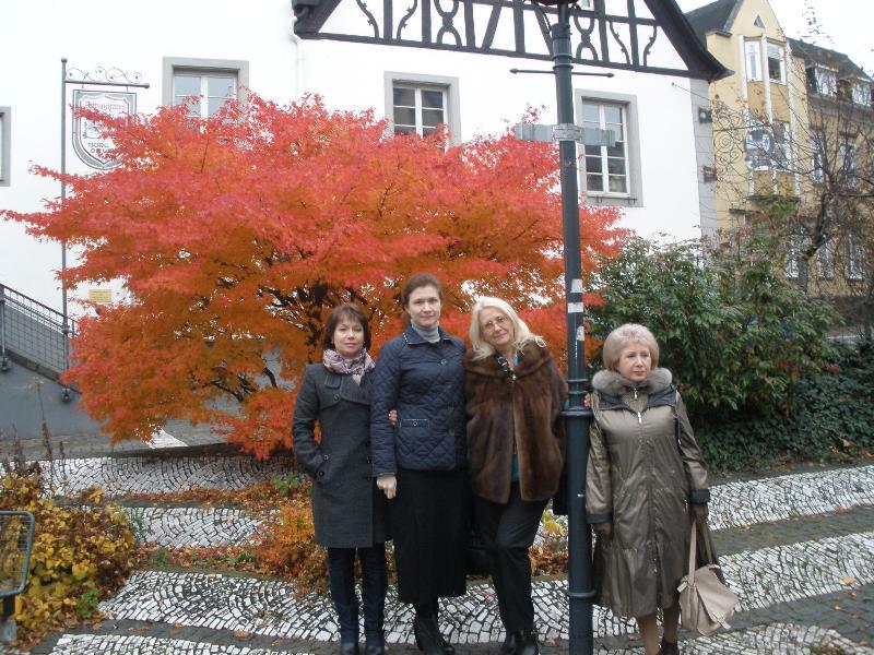 Экскурсии по Европарламенту1