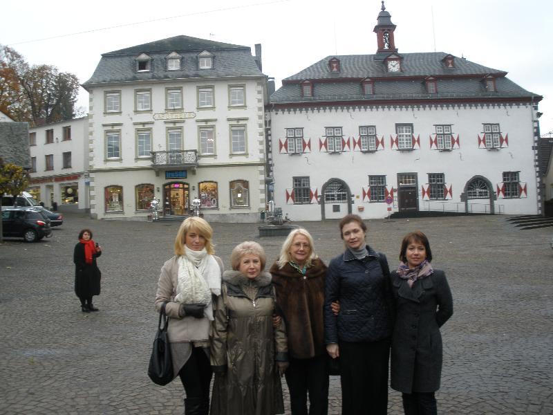 Экскурсии по Европарламенту 3