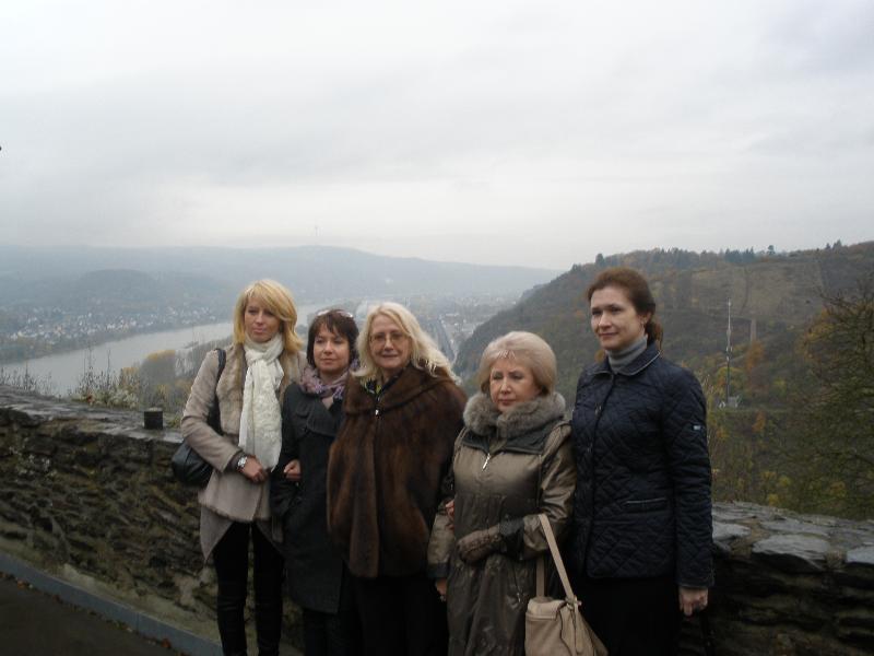 Экскурсии по Европарламенту 8