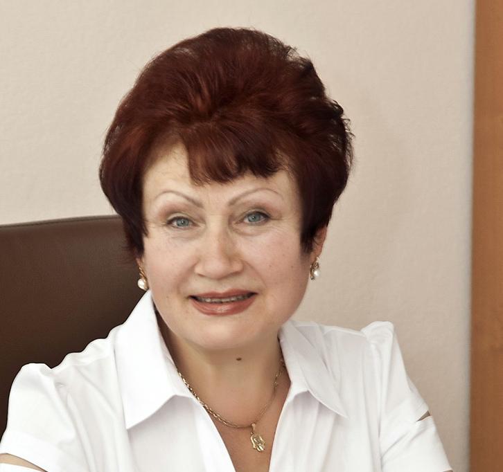 Бородина Капитолина Лукьяновна